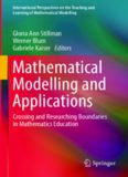 Mathematical Modelling and Applications: Crossing and Researching Boundaries in Mathematics