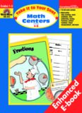 Take It to Your Seat : Math Centers, Grades 1-3