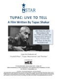 TUPAC: LIVE TO TELL - MEE Productions Inc.