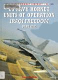 Osprey Combat Aircraft 046 - US Navy Hornet Units of Operation Iraqi Freedom Part 1