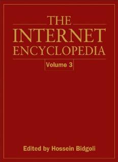 The Internet Encyclopedia