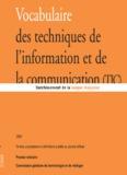 Vocabulaire des techniques de l'information et de la communication