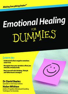 Emotional Healing for Dummies.
