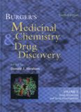 Burger's Medicinal Chemistry and Drug Discovery; Volume 2 Drug Discovery and Drug Development (6th Ed.) – Wiley-Interscience