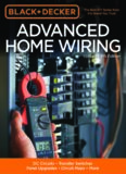 Advanced home wiring : DC circuits, transfer switches, panel upgrades, circuit maps