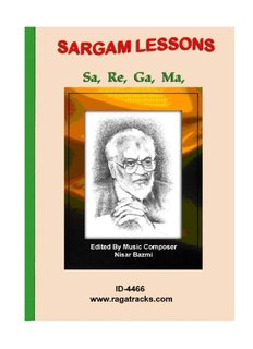 Sargam Lessons - Learn keyboard harmonium in desi style with
