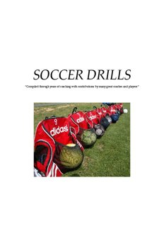 Soccer Drills - Allentown Youth Soccer Club