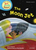 Oxford Reading Tree Read With Biff, Chip, and Kipper: Phonics: Level 4: The Moon Jet (Book)