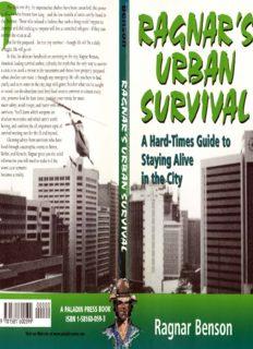 Ragnar's Urban Survival by Ragnar Benson