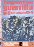 Ballantine's Campaign Book No. 20 - Tanganyikan Guerrilla: East African Campaign 1914-18