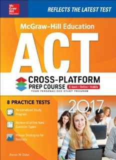 ACT Cross-Platform Prep Course [2017]