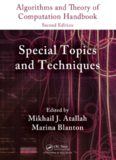 Algorithms and Theory of Computation Handbook, Second Edition, Volume 2: Special Topics and Techniques (Chapman & Hall/CRC Applied Algorithms and Data Structures series)