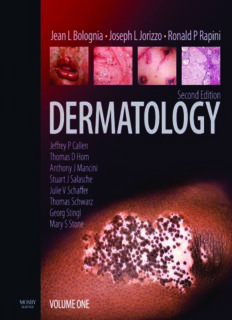 Dermatology: 2-Volume Set (Bolognia, Dermatology), Second Edition