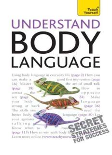 Understand Body Language (Teach Yourself) - Gordon Wainwright.pdf
