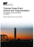Thermal Power Plant Control and Instrumentation: The control of boilers and HRSGs