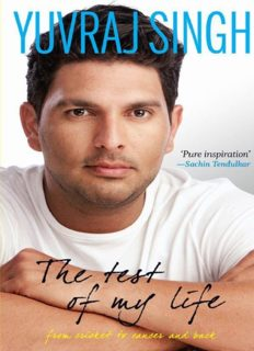 The Test of My Life: from cricket to cancer and back