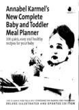 Annabel Karmel's Complete Baby & Toddler Meal Planner