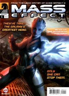 Mass Effect Volume 1: Redemption (Mass Effect (Dark Horse))