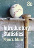 Introductory Statistics 8th Ed by Mann