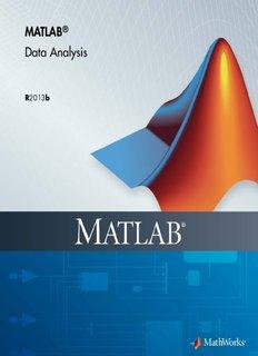 MATLAB Data Analysis - MathWorks - MATLAB and Simulink for