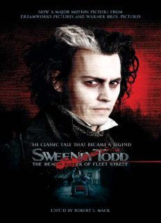 Sweeney Todd: The Demon Barber of Fleet Street, US & Canada Ed.