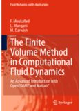 The Finite Volume Method in Computational Fluid Dynamics: An Advanced Introduction with OpenFOAM