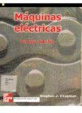 Máquinas Eléctricas – 3ra Edición – Stephen Chapman