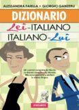 Dizionario Lei-Italiano, Italiano-Lui