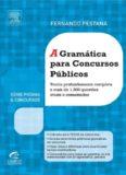 A Gramatica para Concursos – Fernando Pestana