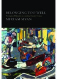 Belonging Too Well: Portraits of Identity in Cynthia Ozick's Fiction (S U N Y Series in Modern Jewish Literature and Culture)