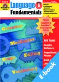 Evan-Moor Educational Publishers. Language Fundamentals. Grade 6