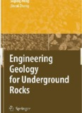 Engineering Geology for Underground Rocks