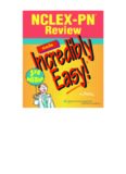 NCLEX-PN® Review Made Incredibly Easy! (Incredibly Easy! Series)