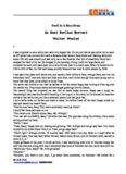 DEVIL IN A BLUE DRESS (Easy Rawlins Mysteries)