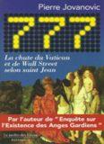 777, La chute du Vatican et de Wall Street selon saint jean