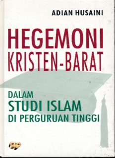 Hegemoni Kristen dan Barat