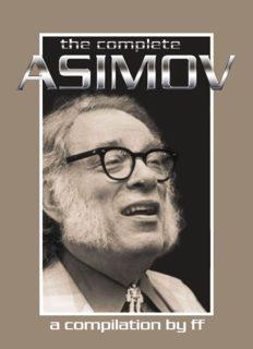 Asimov, Isaac - The Complete Asimov
