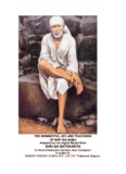 Shri Sai Satcharita – The Wonderful Life And Teachings - YouSigma