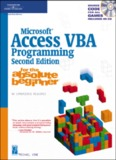 Microsoft Access VBA Programming for the Absolute Beginner - Free