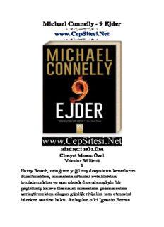 Michael Connelly - 9 Ejder www.CepSitesi.Net