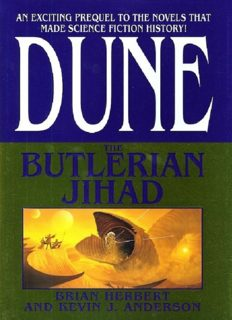 Brian Herbert & Kevin J. Anderson - Dune 10 - The Butlerian Jihad
