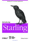 Introducing Starling: Building GPU Accelerated Applications