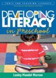 Developing Literacy in Preschool (Tools for Teaching Literacy)