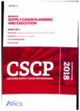APICS CSCP Certified Supply Chain Professional Module 2 Part 2  Supply Chain Planning And Execution