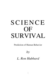 by L. Ron Hubbard - True Source Scientology Foundation