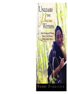 Unleash the Poem Within: How Reading and Writing Poetry Can Liberate Your Creative Spirit