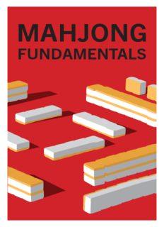 Mahjong Fundamentals