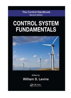 The Control Handbook, Second Edition: Control System Fundamentals, Second Edition (Electrical Engineering Handbook)