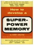 'How to develop a Super Power Memory' - Mega Brain
