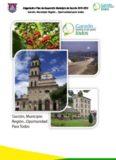 Diagnóstico Plan de Desarrollo Municipio de Garzón 2016-2019 Garzón, Municipio Región…